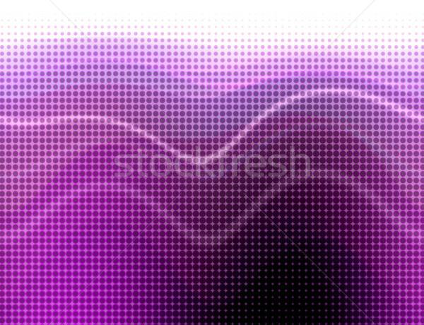 Zniekształcony streszczenie miejsce tekst projektu tle Zdjęcia stock © oorka