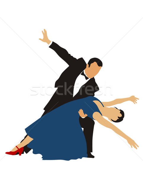 Dancers Stock photo © oorka