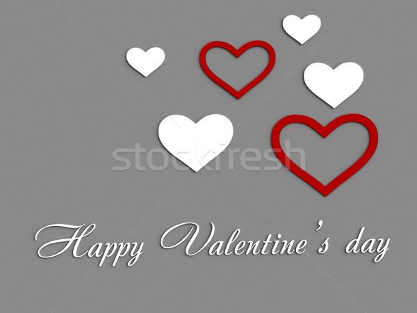Hearts Stock photo © oorka