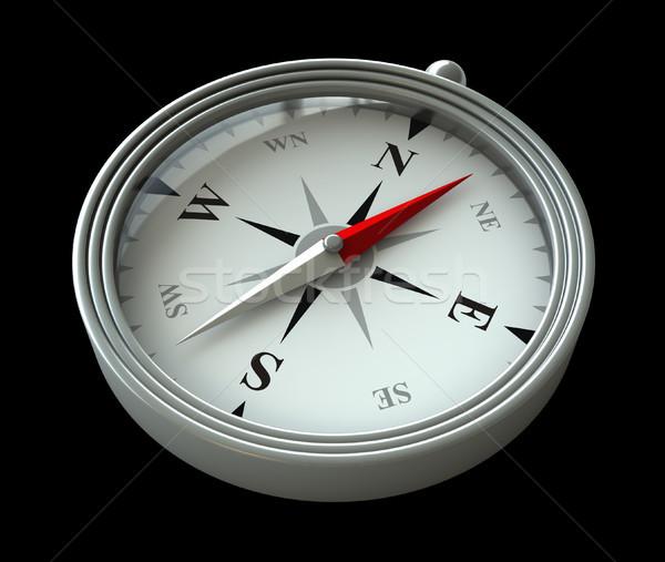 Compass Stock photo © oorka