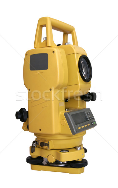 Total station Stock photo © oorka