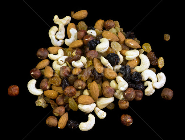 Nuts Stock photo © oorka