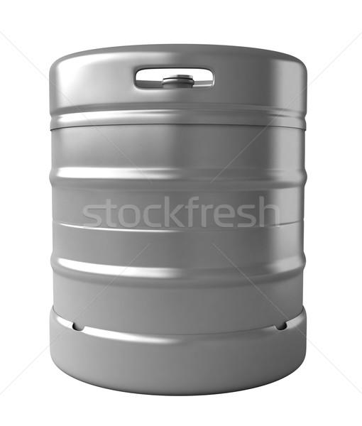 Beer keg Stock photo © oorka
