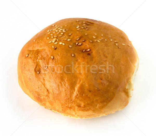 Bread roll Stock photo © oorka