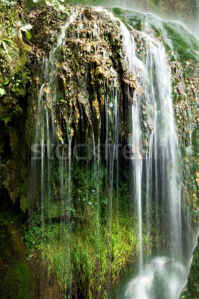 Krushuna's waterfalls Stock photo © oorka