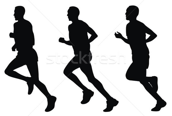 Marathon Stock photo © oorka