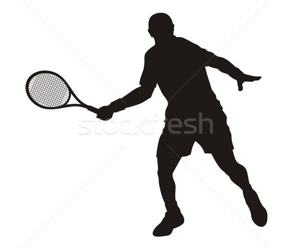 Tennis Stock photo © oorka