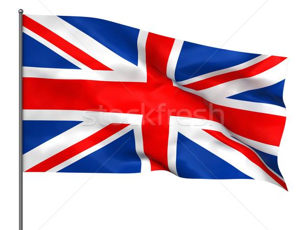 British flag Stock photo © oorka