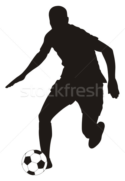 Football/Soccer Stock photo © oorka