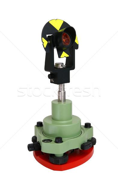 Senal preciso distancia medición horizontal vertical Foto stock © oorka