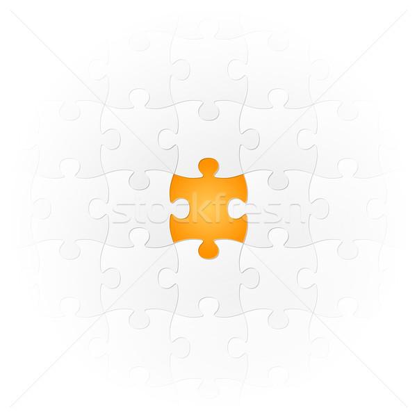Speciaal gemeenschap Geel samen concept Stockfoto © opicobello