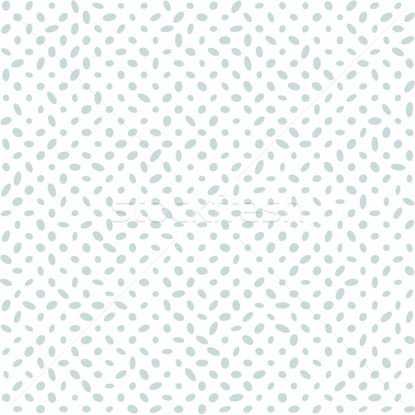 Végtelenített színes pontozott kék papír háttér Stock fotó © opicobello
