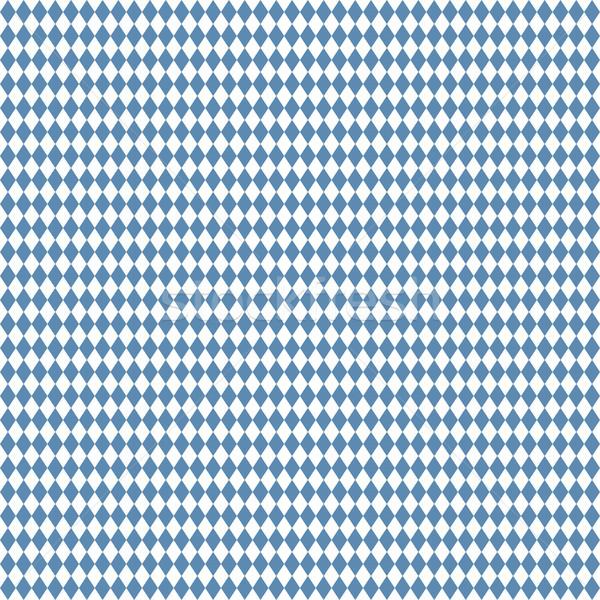 Sem costura azul branco oktoberfest padrão Foto stock © opicobello