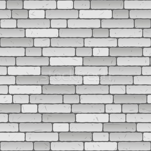 Brick wall background - endless Stock photo © opicobello