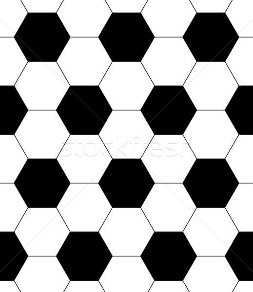 football pattern background Stock photo © opicobello