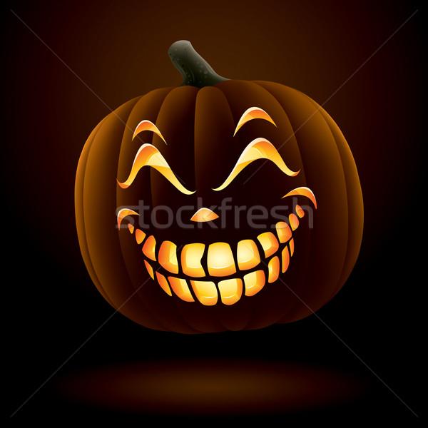 Scary фонарь темно Сток-фото © ori-artiste