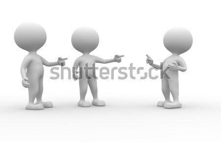 Group Stock photo © orla