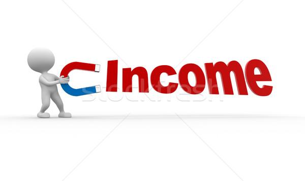 Income Stock photo © orla