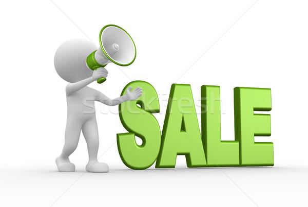 Sale concept Stock photo © orla