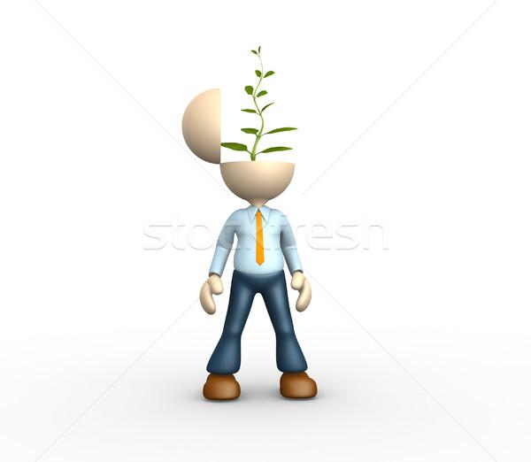 Stock photo: Plant