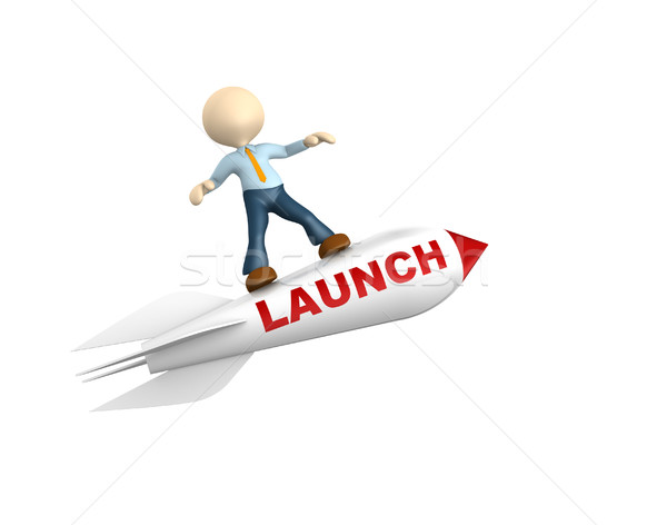 Launch Stock photo © orla