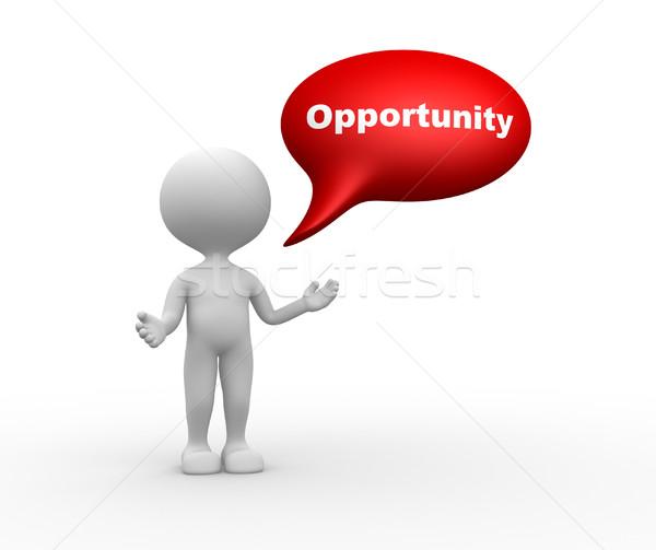 Stock photo: Opportunity