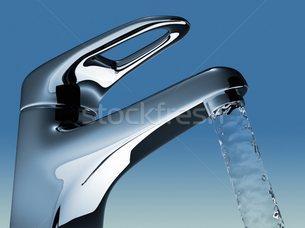 Faucet Stock photo © orla