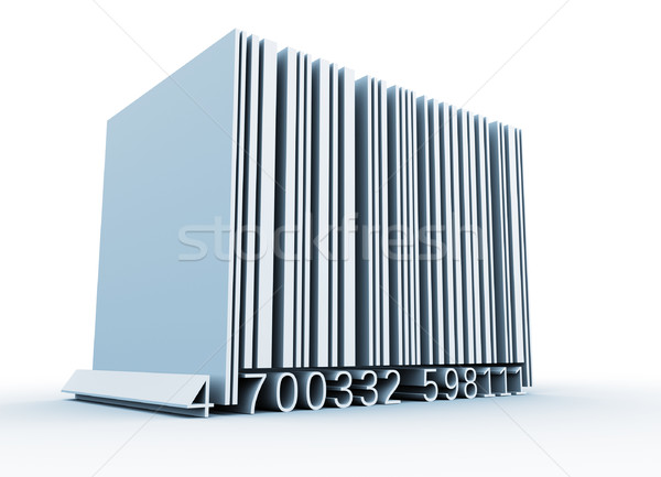 Bar code Stock photo © orla