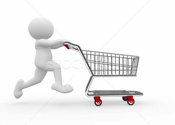 Shopping Stock photo © orla