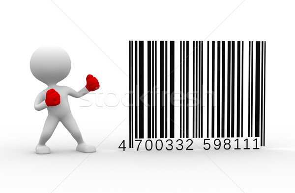 Barcode Stock photo © orla