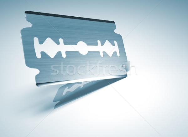 Razorblade Stock photo © orla