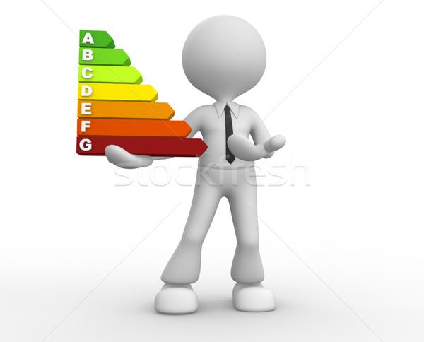 Energy efficiency  Stock photo © orla
