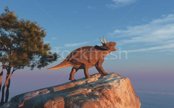 Dinosaur  Stock photo © orla