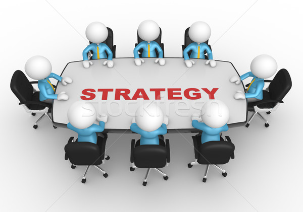 Business strategy Stock photo © orla