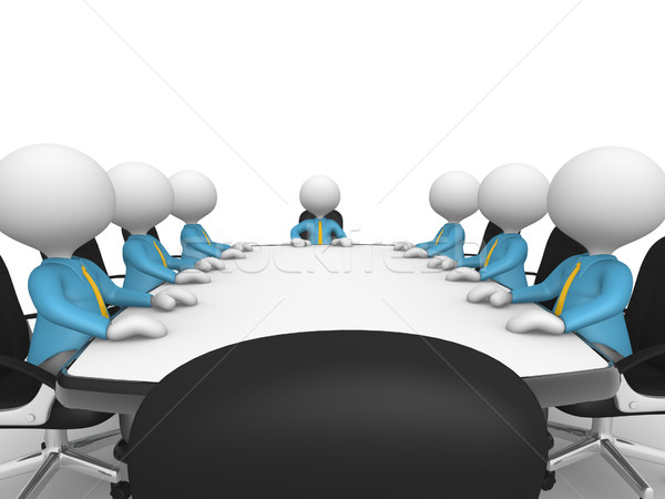 conference table Stock photo © orla