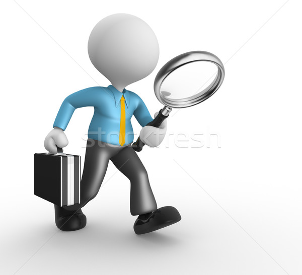 Businessman Stock photo © orla