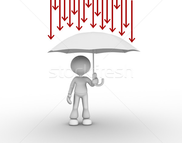 Umbrella Stock photo © orla