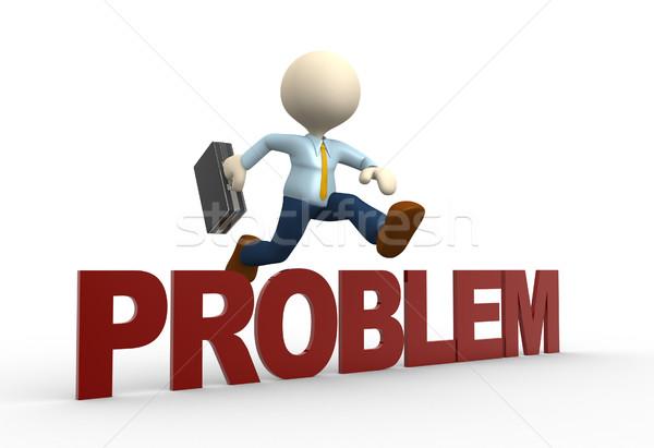 Problems Stock photo © orla