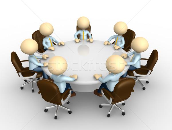 Meeting Stock photo © orla