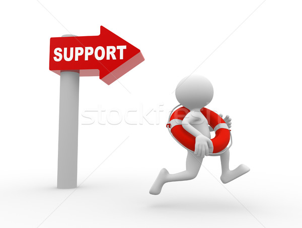Support Stock photo © orla