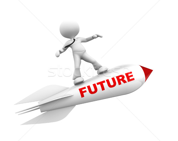 Future concept  Stock photo © orla