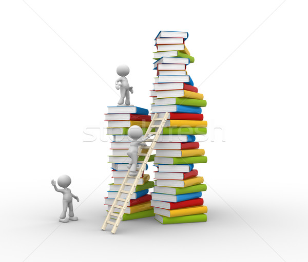 Books Stock photo © orla