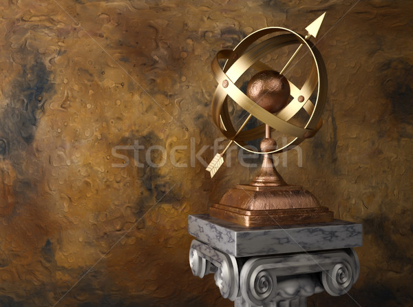 Armillary sphere Stock photo © orla