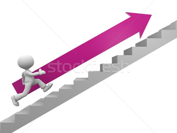 To success Stock photo © orla