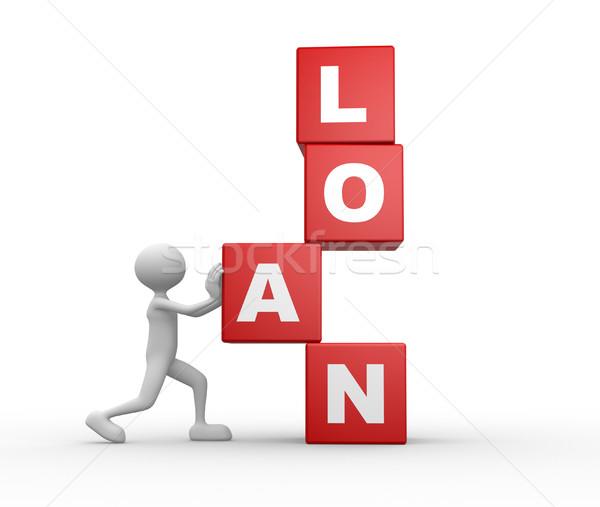 Loan Stock photo © orla