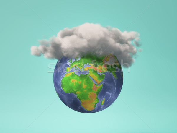 Global weather condition  Stock photo © orla