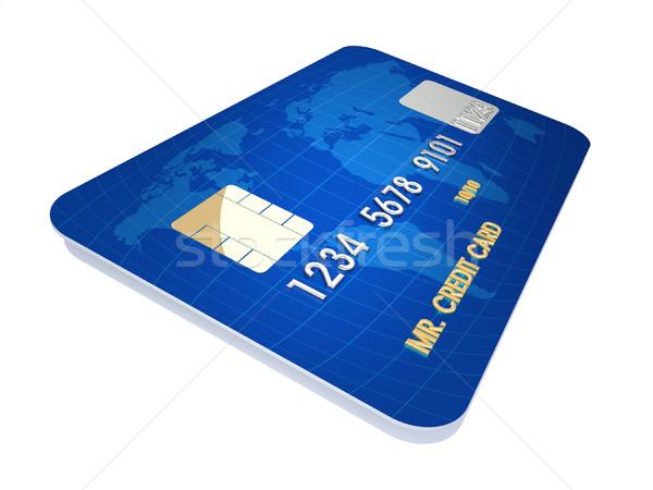 Credit card Stock photo © orla