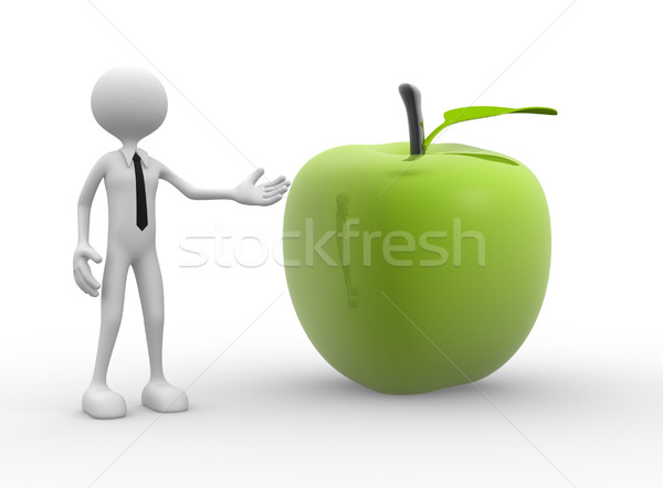 Apple Stock photo © orla