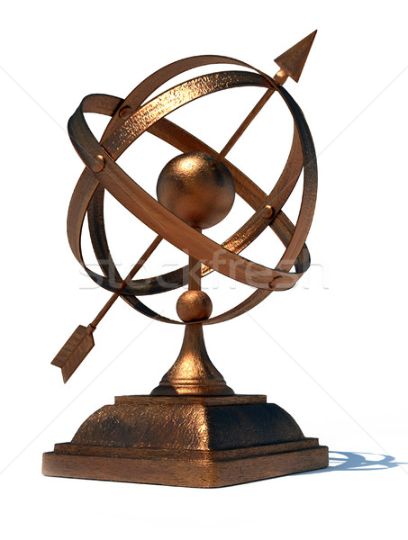 Armillary sphere Stock photo © orla