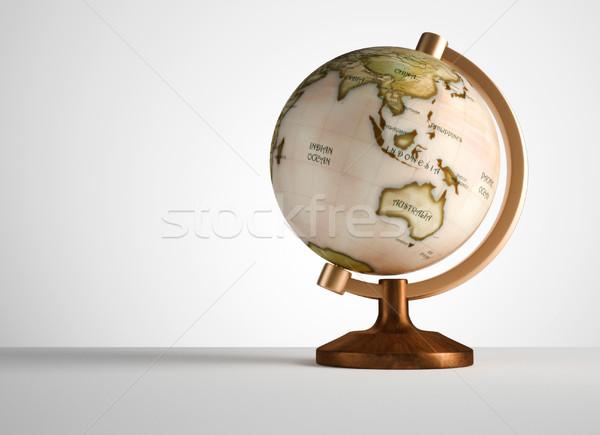 Old globe Stock photo © orla
